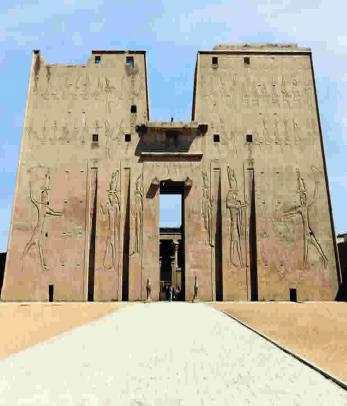 Sunder Devi :: Tours - Discover Spiritual Ancient Egypt